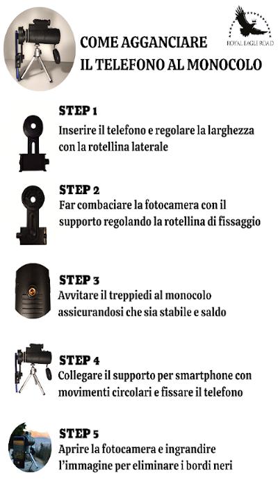 agganciare-supporto-smatphone-al-monocolo